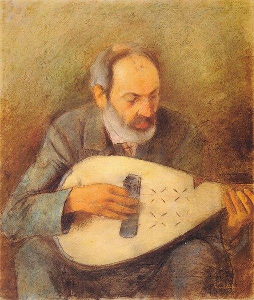 tefanLuchian - 1906-Cobzarul