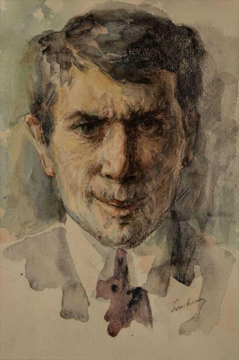 tefanLuchian - Autoportret-1900