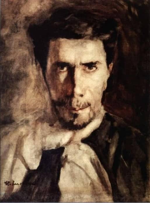 tefanLuchian - Autoportret