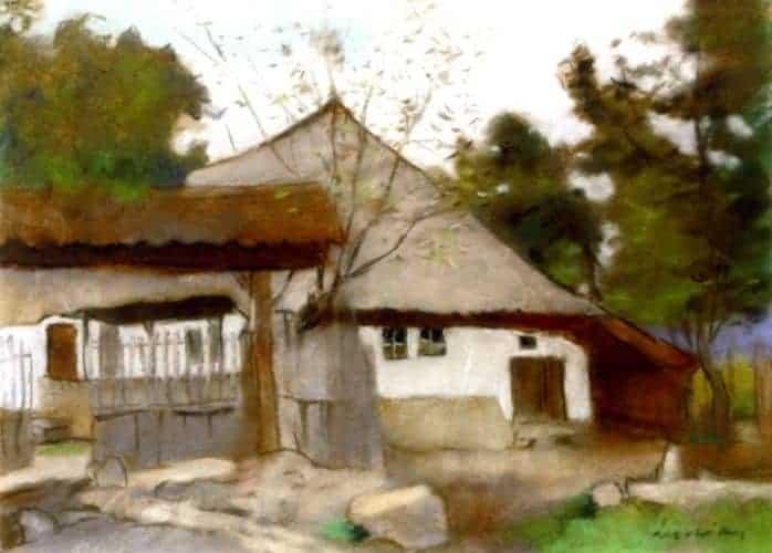 tefanLuchian - Casa-din-Brebu