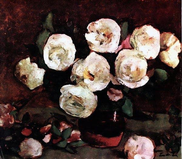 3 - Trandafiri-albi