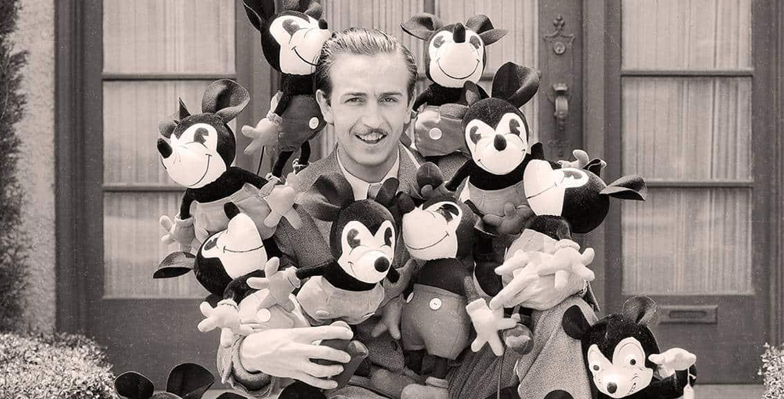 5 - Walt-Disney-1901-1966