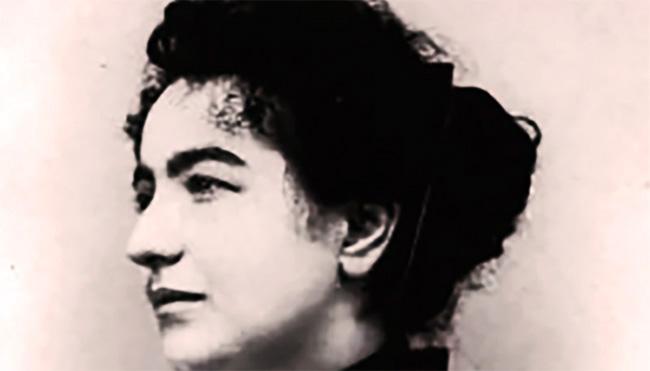 Elena Vacarescu, prima femeie membră a Academiei Române