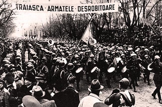 Încheierea Oficială A Campaniei Militare De Eliberare A Basarabiei şi A Nordului Bucovinei