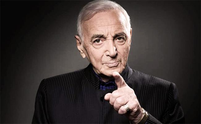 Charles Aznavour (1924-2018)