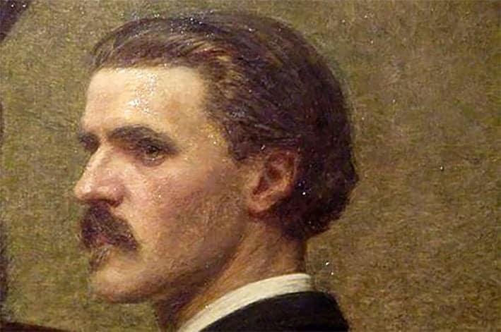 27 - Vincent-dIndy-Portrait-by-Faintin-Latour-detail