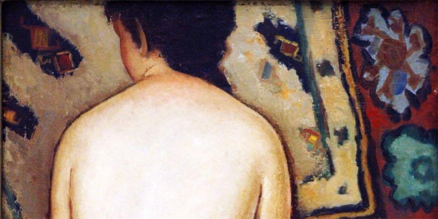 NicolaeTonitza - Nud-Nude-detail
