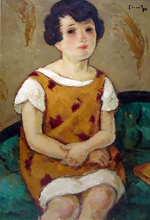 NicolaeTonitza - Studiu-pentru-un-portret