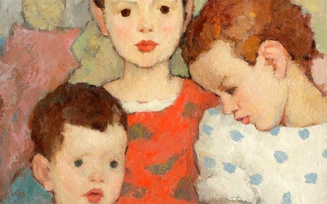 Three Brothers - detail