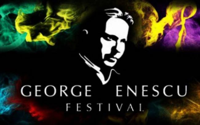 Festivalul Internațional George Enescu -coperta